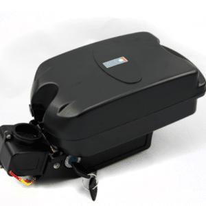 סוללה צפרדע לאופניים חשמליים 48V 9Ah.