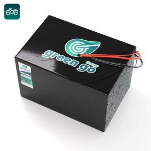 סוללה ליתיום 60V 39A לטרקטורון חשמלי.