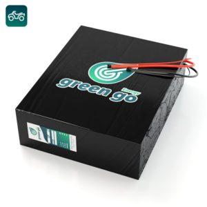 סוללה ליתיום 72V 21A לטרקטורון חשמלי.