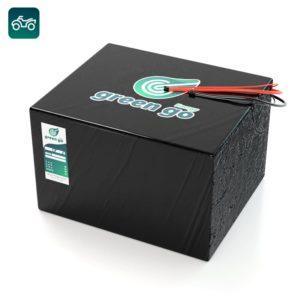 סוללה ליתיום 72V 31A לטרקטורון חשמלי.