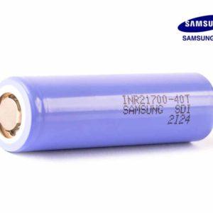 תא ליתיום Samsung  NCR18650BD 3200mAh 10A